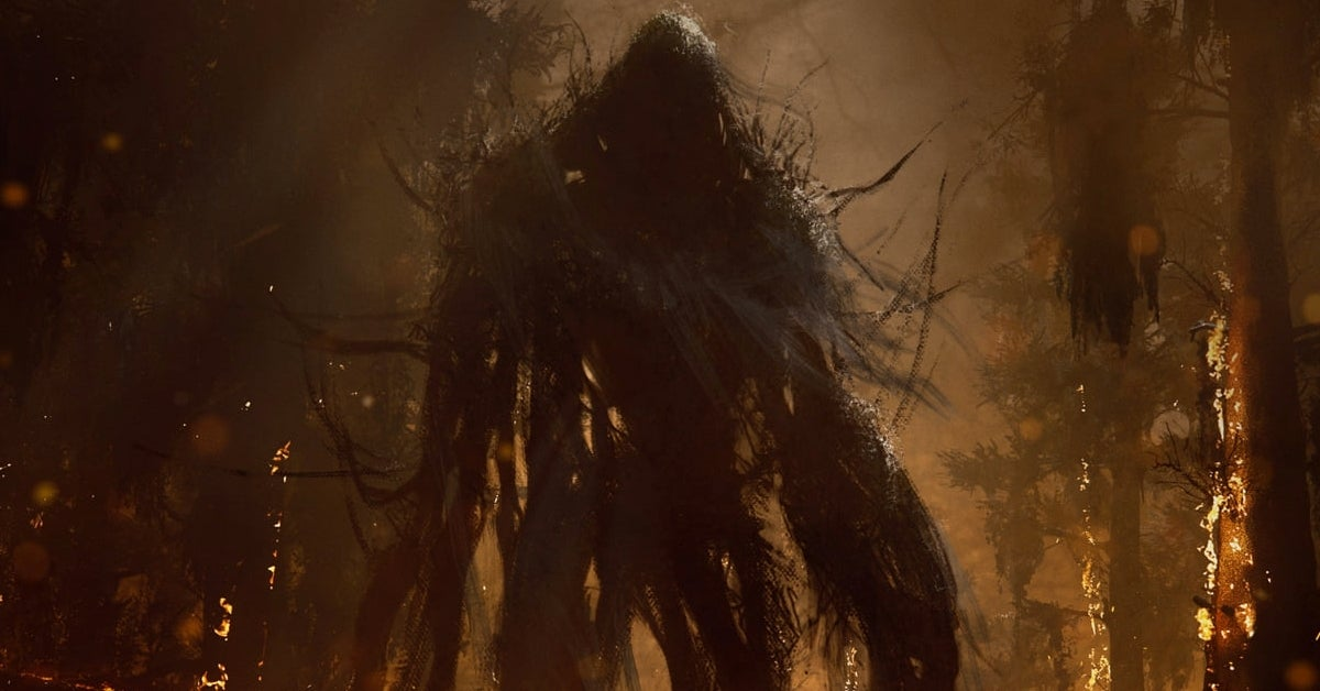 justice league dark movie swamp thing concept art