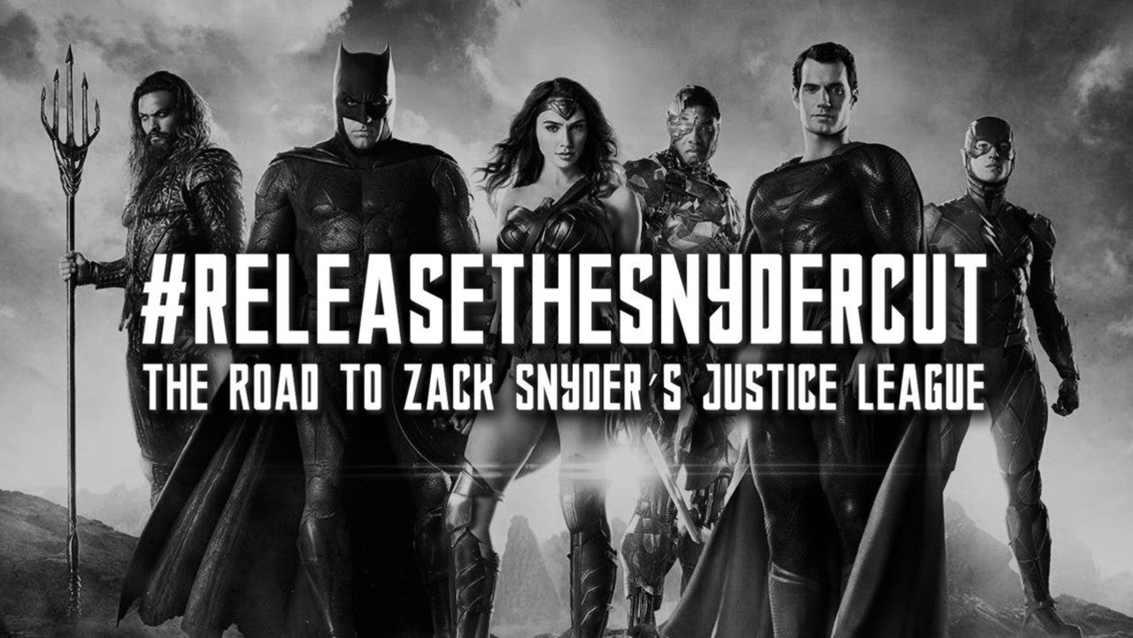 #ReleaseTheSnyderCut: The Road to Zack Snyder's Justice League - Free Documentary