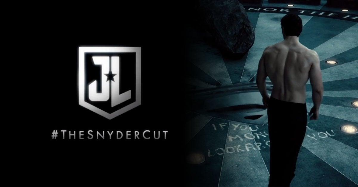 justice league snyder cut trailer teaser