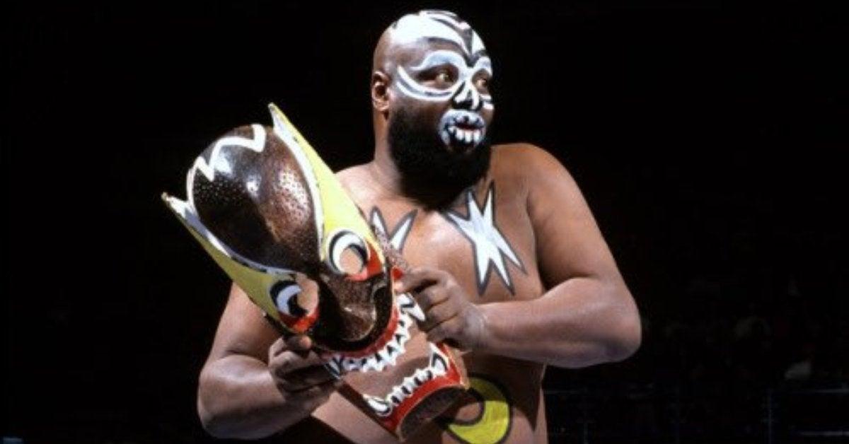 Kamala James Harris WWE