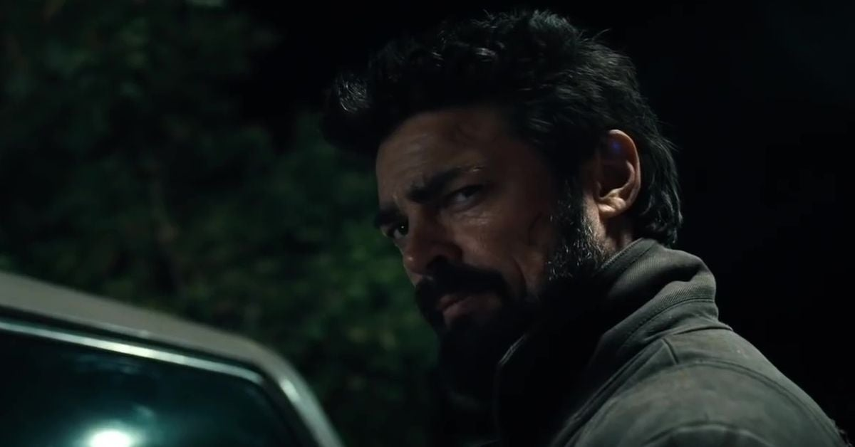karl urban the boys season two