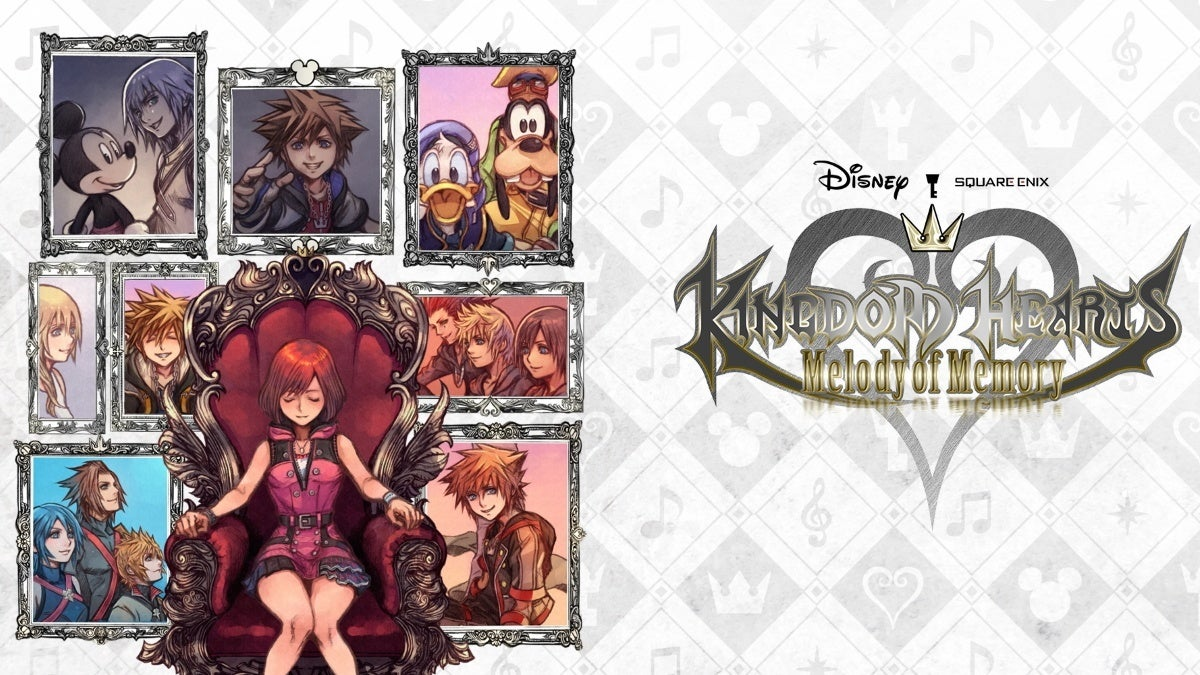 kingdom hearts melody of memory kairi new cropped hed