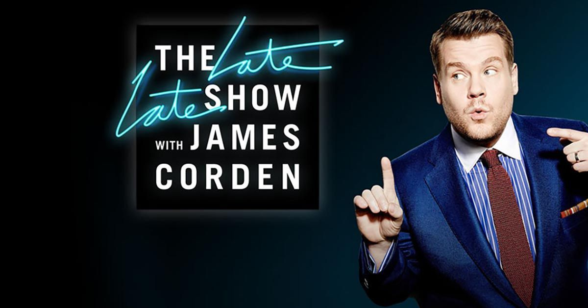 late late show james corden