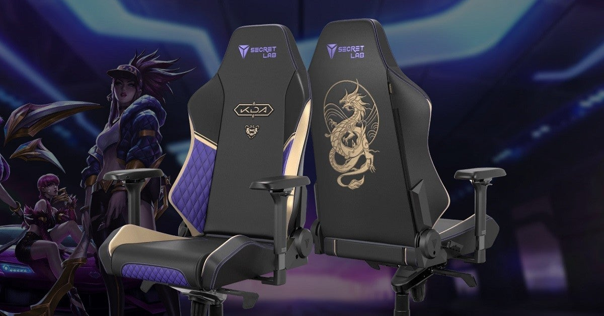 League of Legends KDA Chair