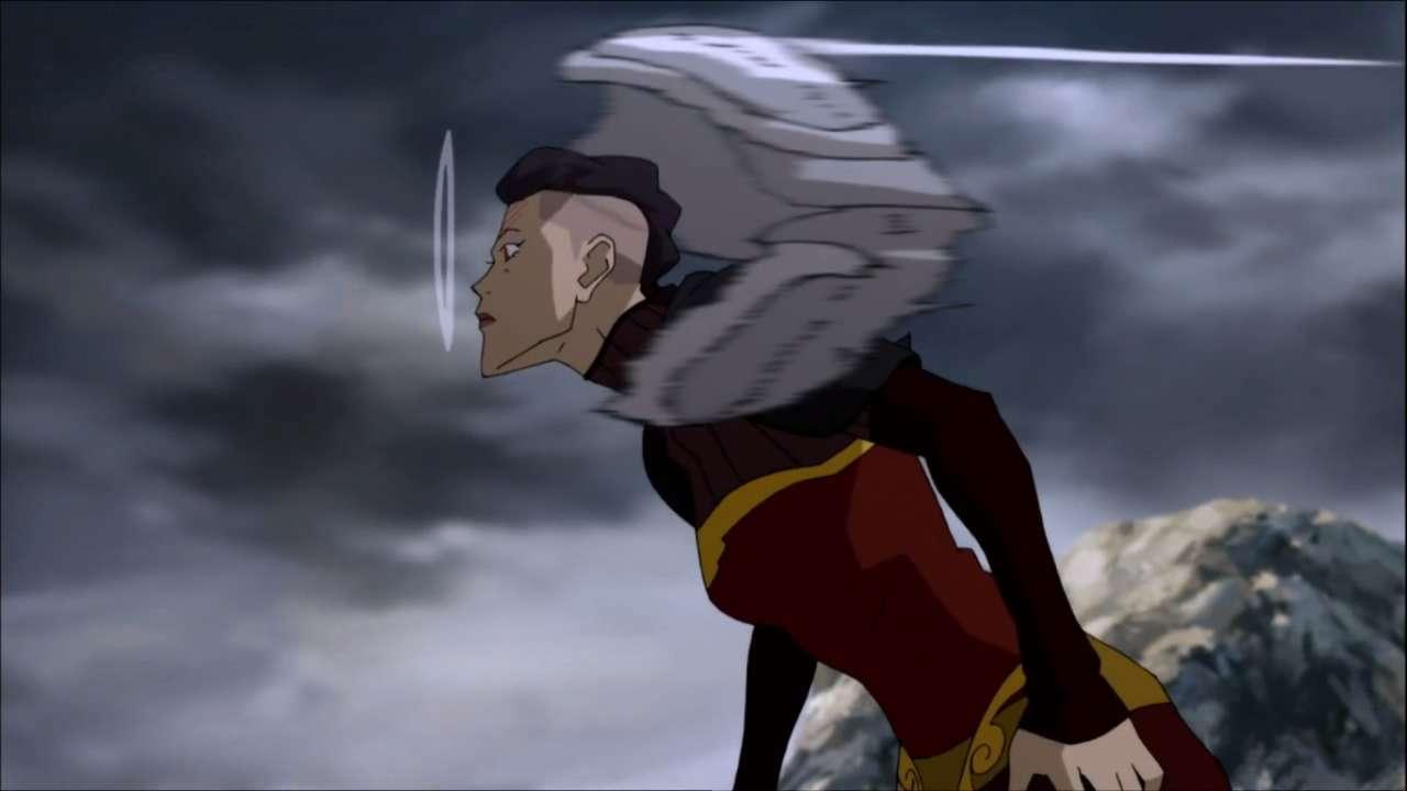 Legend of Korra Death
