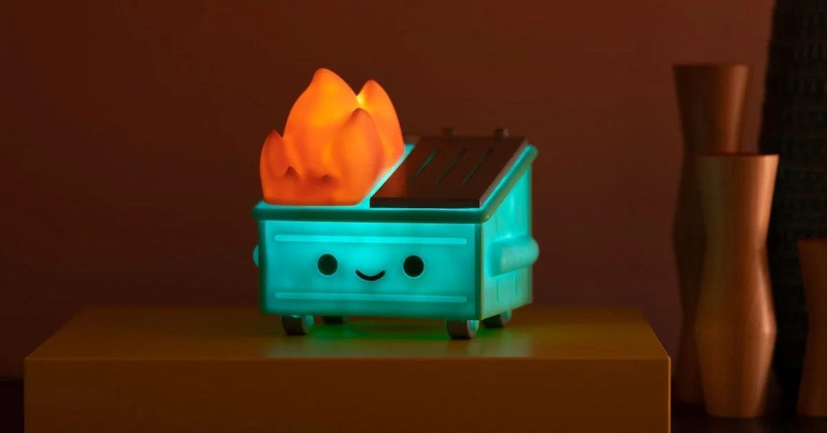 light-up-dumpster-fire-vinyl-figure