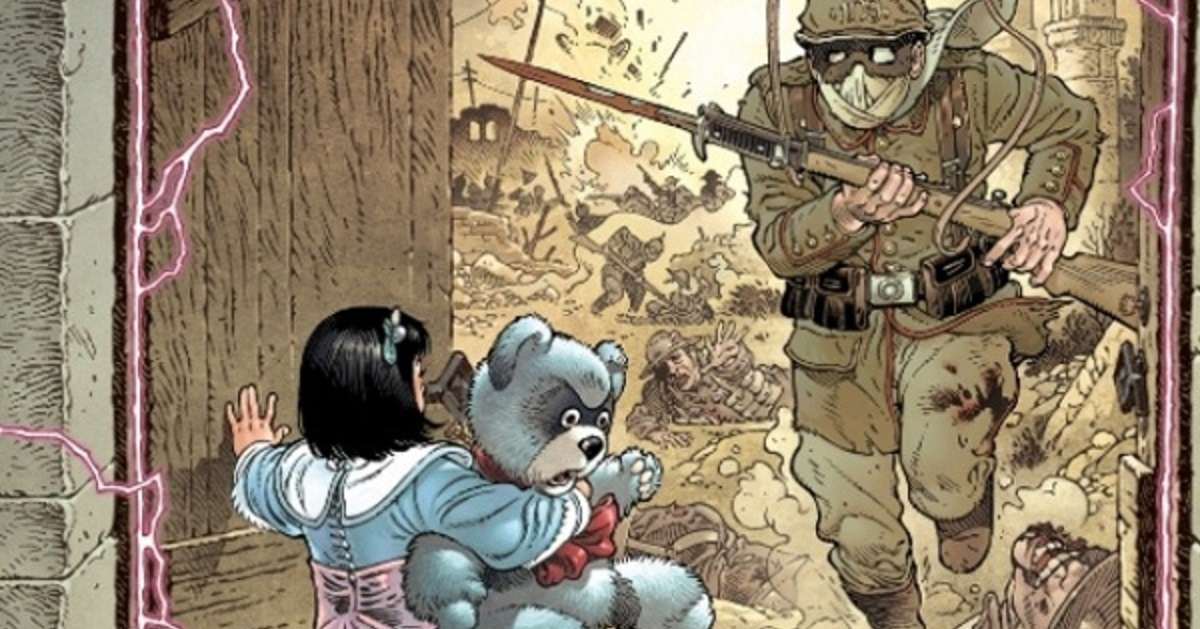 Locke & Key: In Pale Battalions Go #1 Review: An Engrossing Tale from Keyhouse's Past
