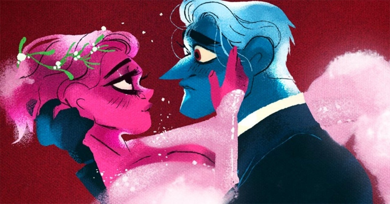 Lore Olympus Returns for a Glorious and Dramatic Second Season