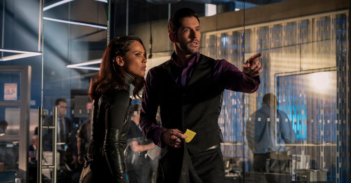 Lucifer Season 5 Finale Coronavirus Shutdown Netflix