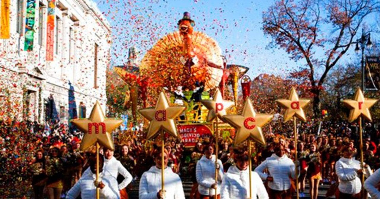 macy's parade 2020 - photo #8