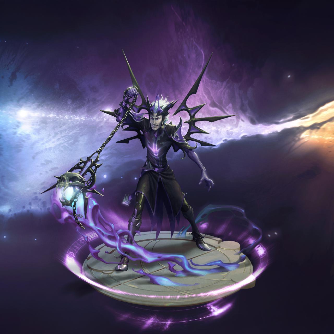 Magic Legends Necromancer Class