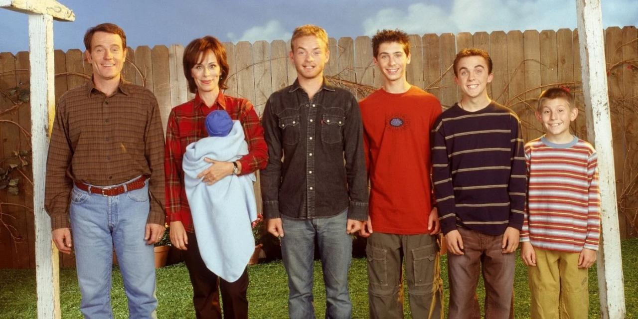 Malcolm-in-the-Middle-Family