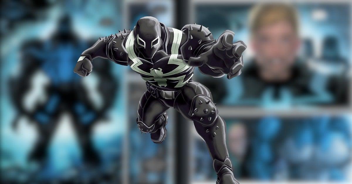 Marvel Agent Venom Anne Weying Comic Spoilers