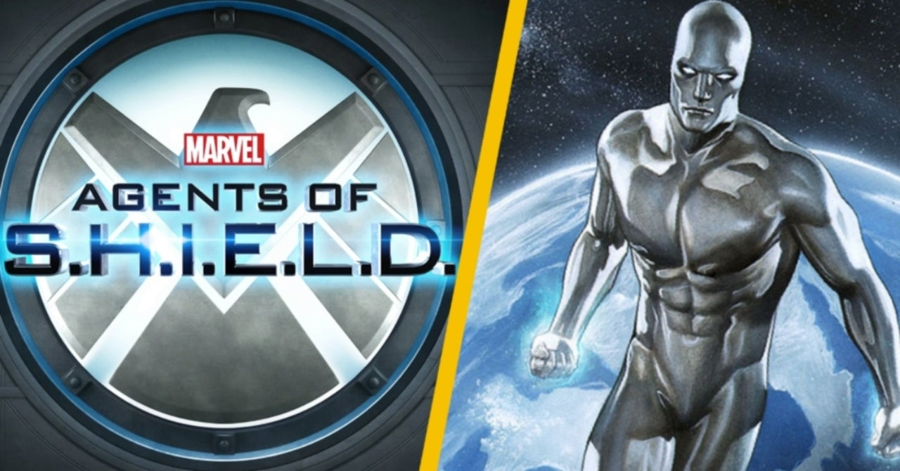 Marvel's Agents of SHIELD Actor Wants to Play Silver Surfer in the Marvel Cinematic Universe