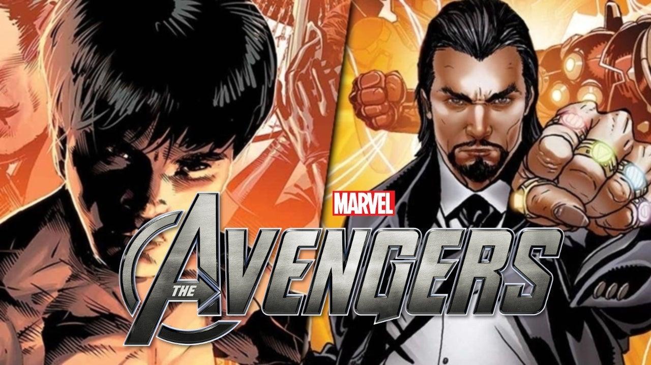Marvel Avengers Shang Chi Mandarin Post-Credits Scene China
