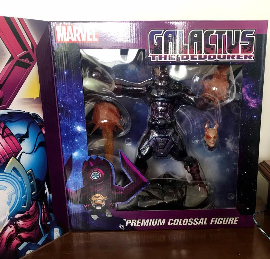 Marvel Heroclix Galactus - Devourer of Worlds Premium Colossal Figure 007