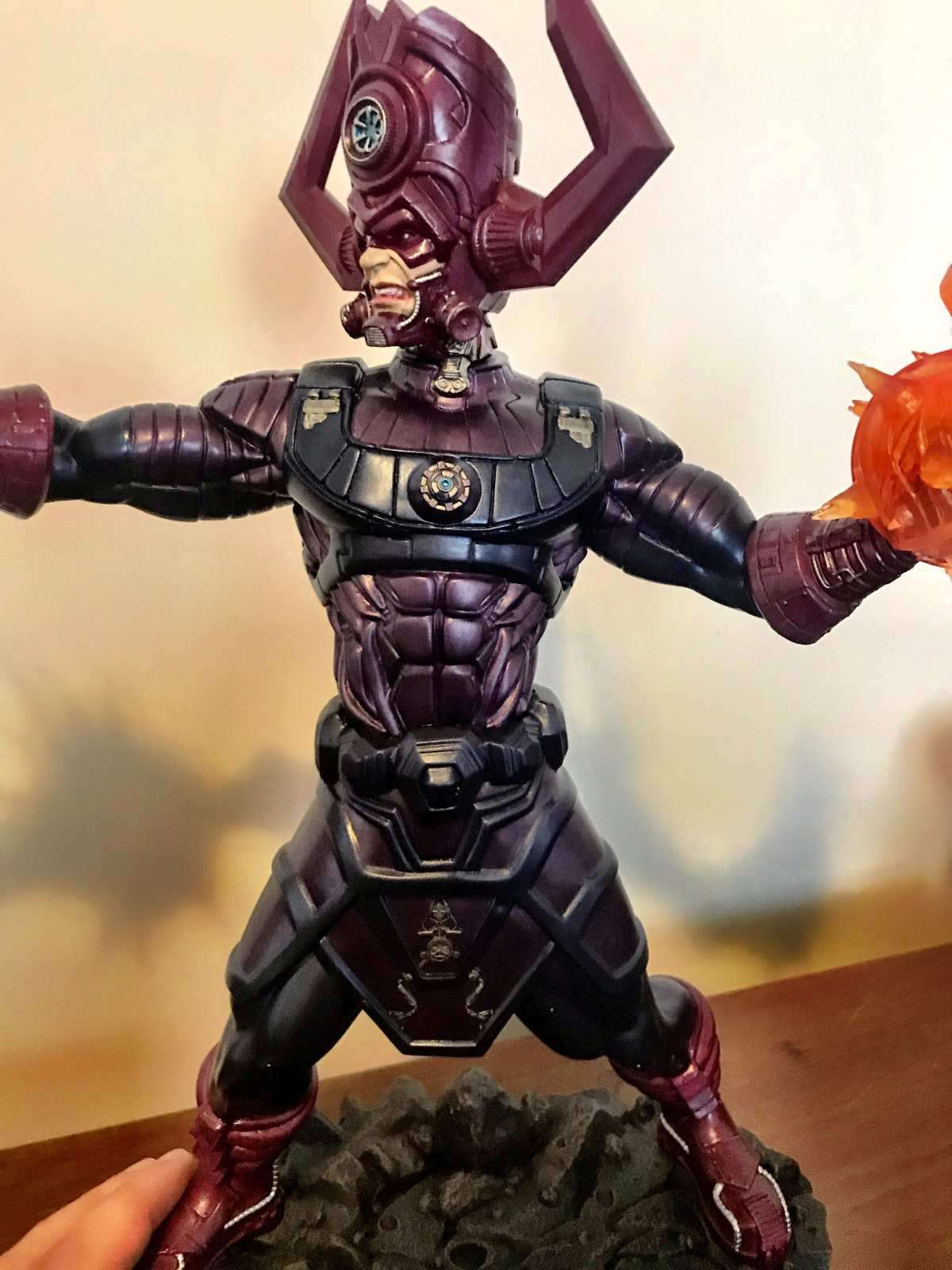 Marvel Heroclix Galactus - Devourer of Worlds Premium Colossal Figure 003