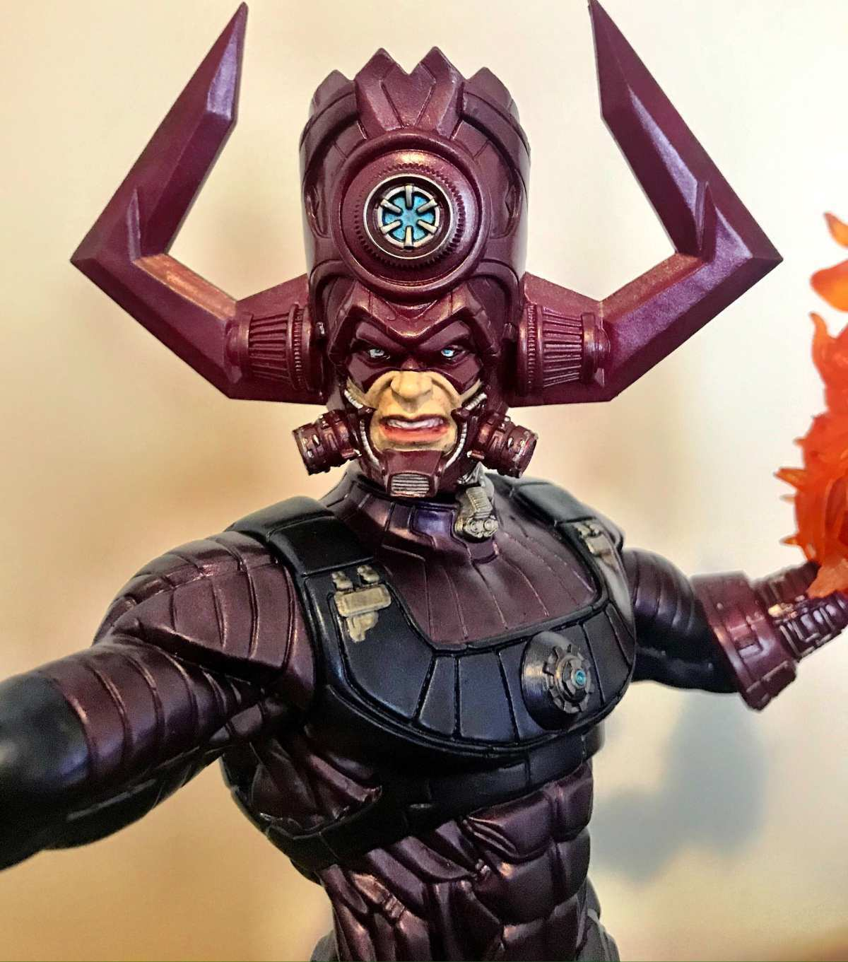 Marvel Heroclix Galactus - Devourer of Worlds Premium Colossal Figure 005
