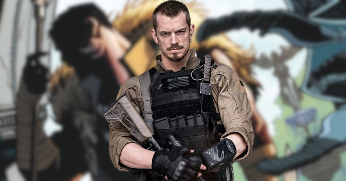 Marvel Spider-Man Kraven Movie Joel Kinnaman Casting