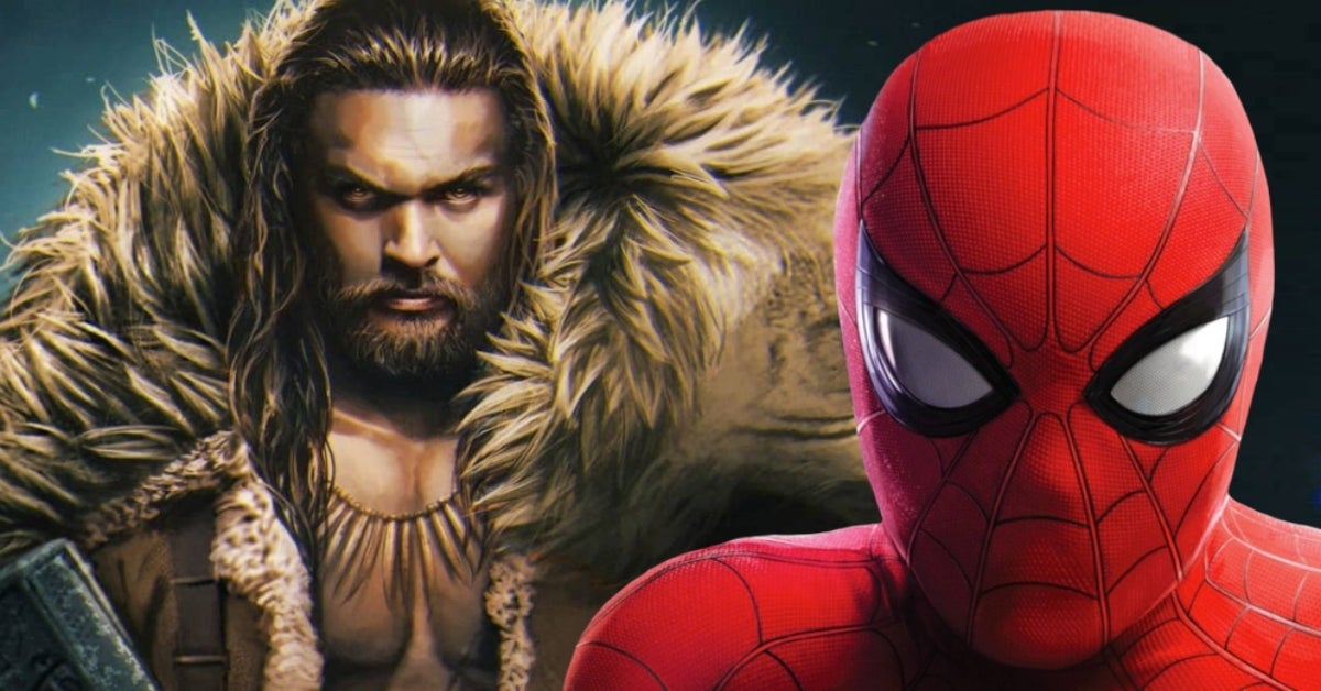 Marvel Spider-Man Kraven the Hunter Jason Momoa