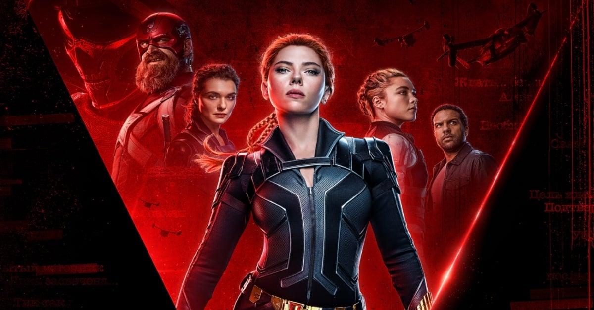 Marvel Studios Black Widow Movie Scarlett Johansson