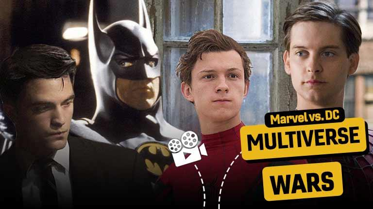 Marvel vs. DC: Multiverse Wars New Movies Explained