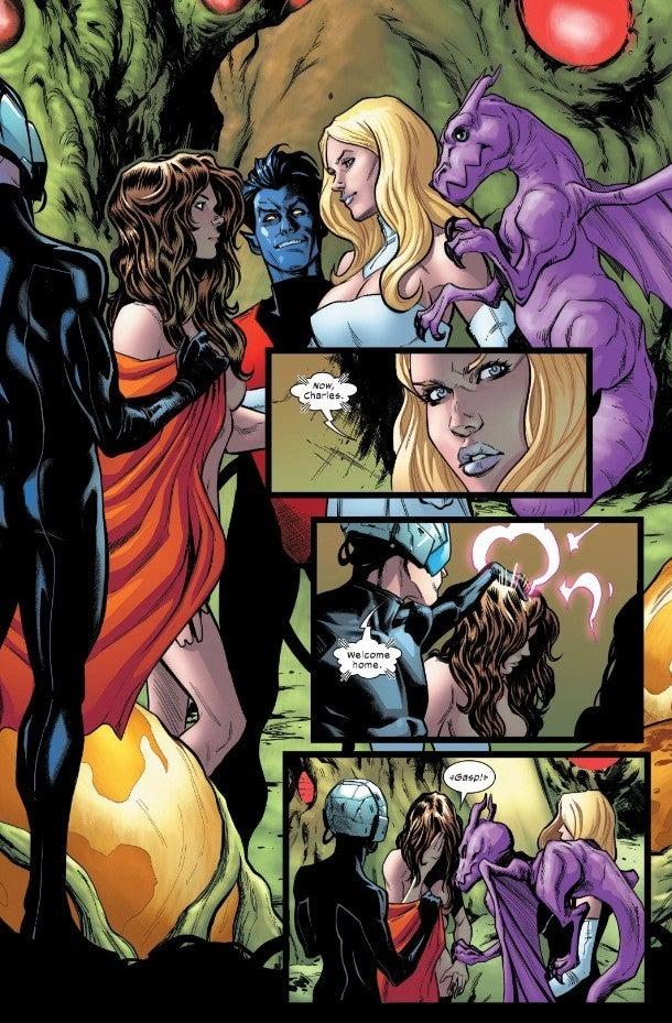 Marvel Brings Back a Beloved X-Man