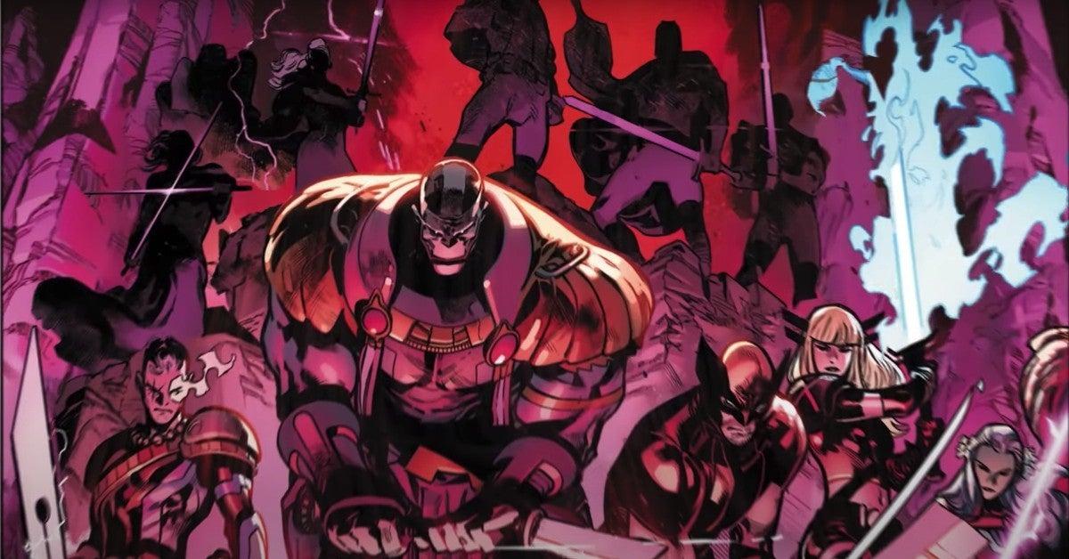Marvel X-Men Trailer Swords of X Creation