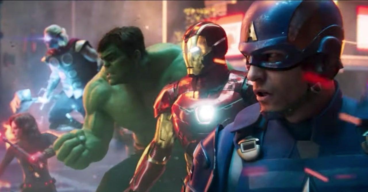Marvel S Avengers Sends Out Fan Feedback Survey