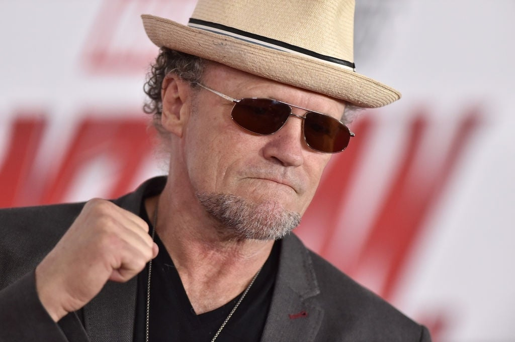 michael rooker antman wasp red carpet