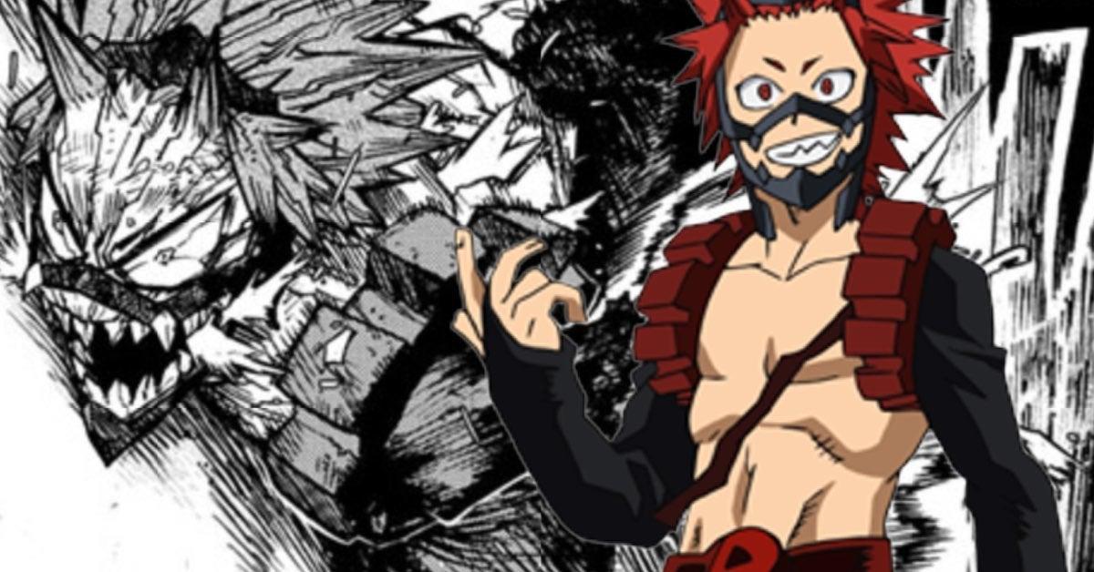 my hero academia kirishima