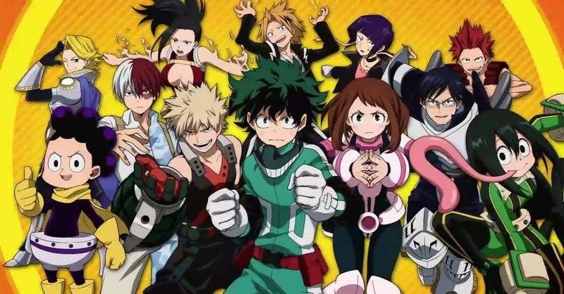 My Hero Academia New Anime Series