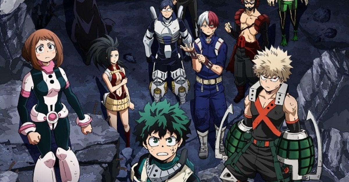 My Hero Academia OVA Episodes