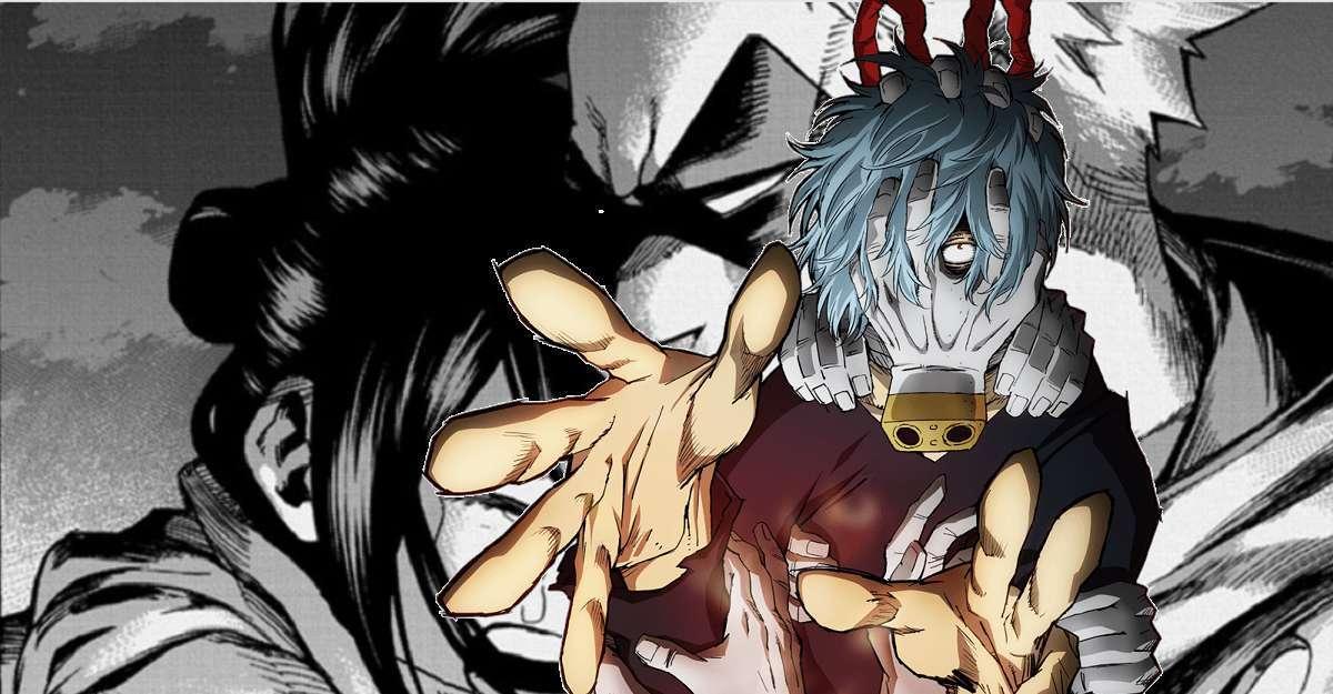 My Hero Academia Shigaraki All For One