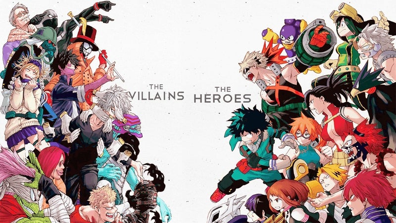 My Hero Academia Wallpaper
