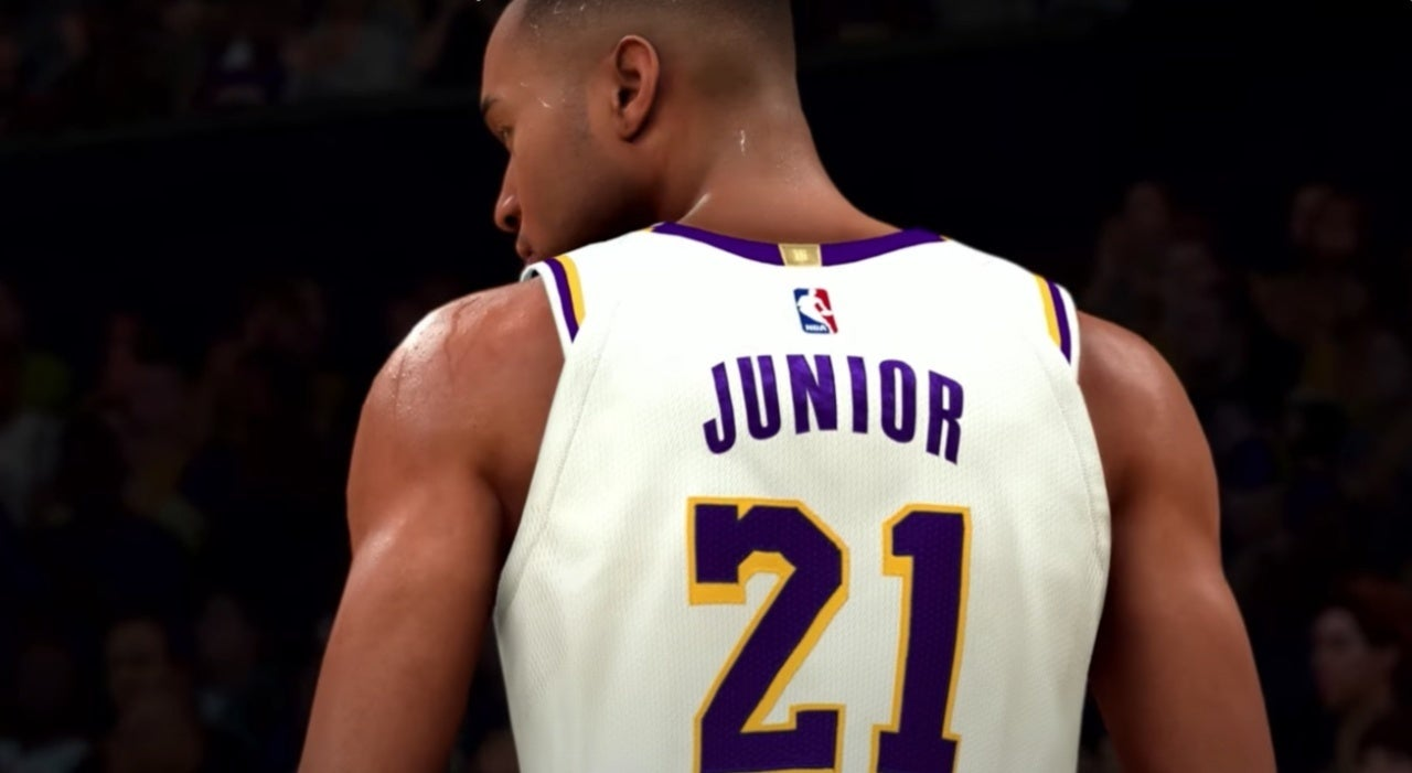 NBA 2K21 Reveals New MyCareer Story
