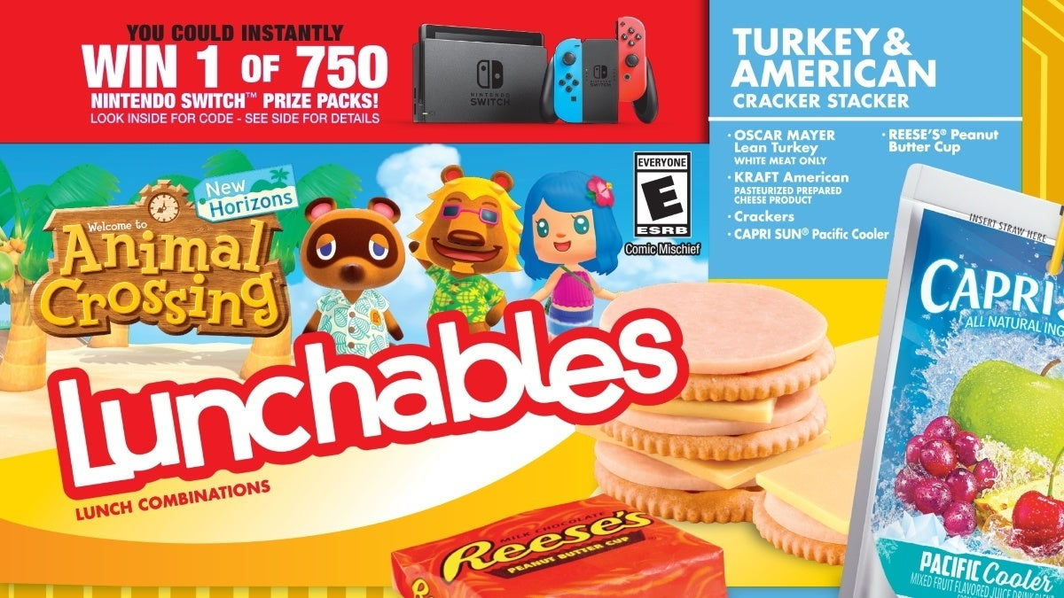 nintendo lunchables new cropped hed