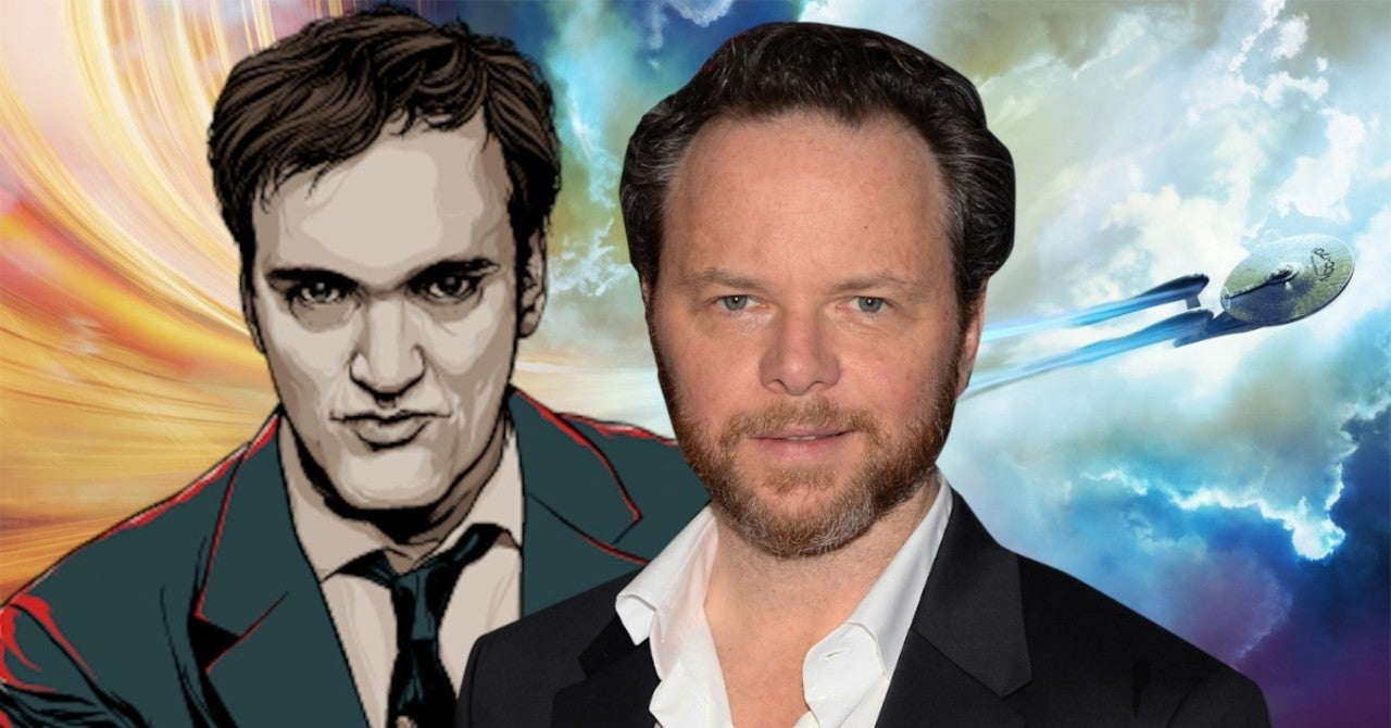 Noah Hawley's Star Trek Movie on Hold, Quentin Tarantino's Version Still in Development