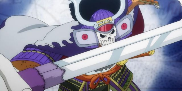 One Piece Brook Wano Opening 23