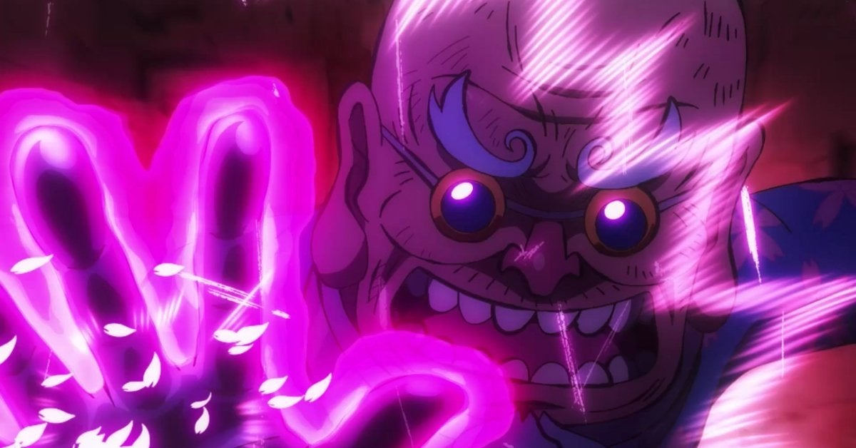 One Piece Haki New Name Ryou Wano Anime