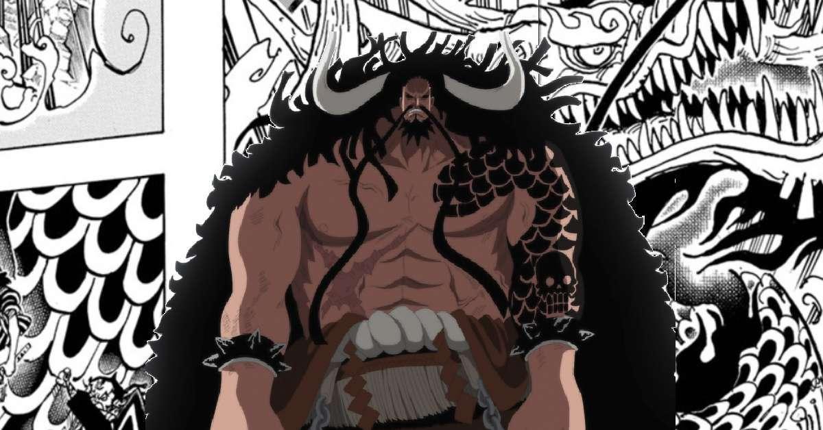 One Piece Kaido First Blows