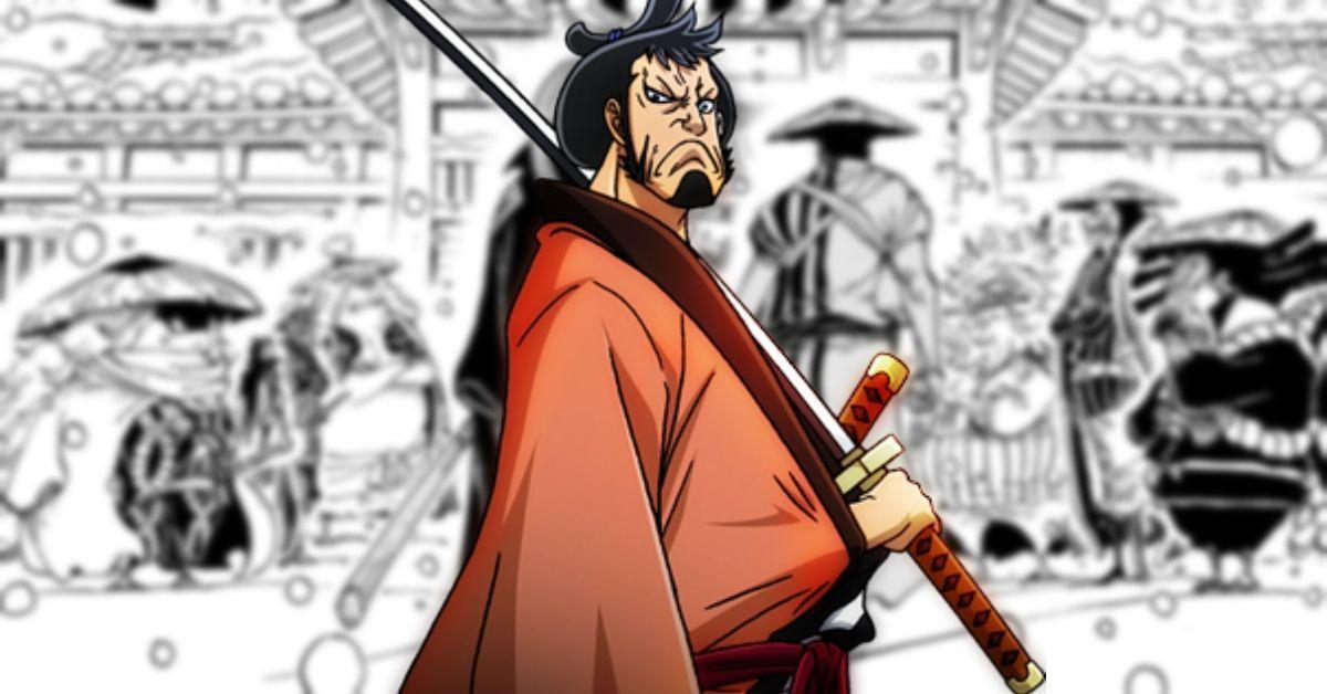 One Piece Kanjuro Traitor Death Manga Spoilers