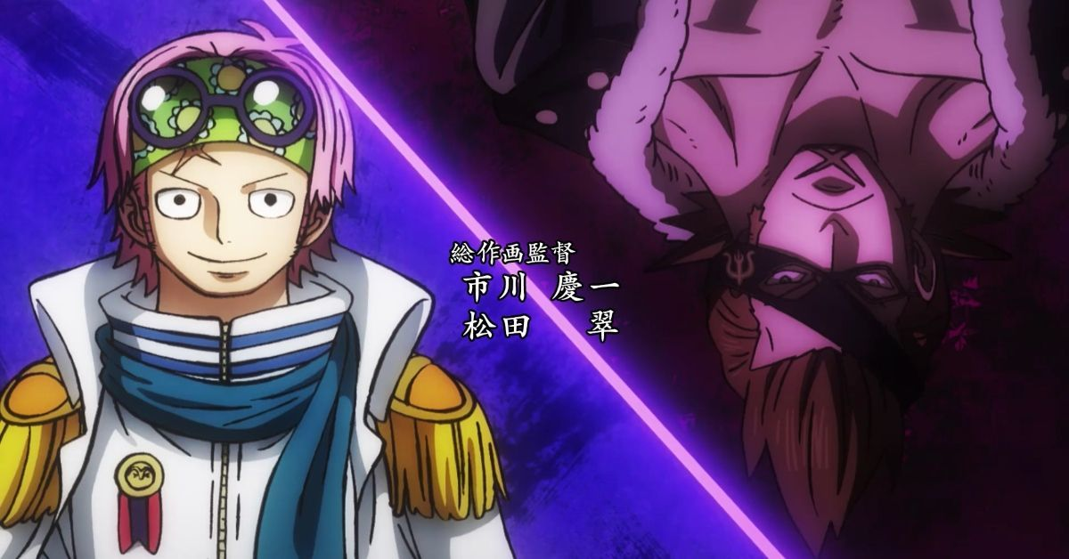 One Piece Koby X Drake Marine Traitor Spoiler Revealed Anime