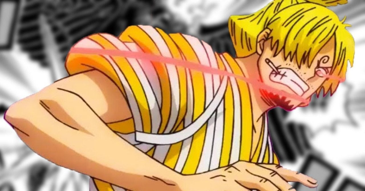 One Piece Sets Up Sanji S Most Difficult Fight Yet