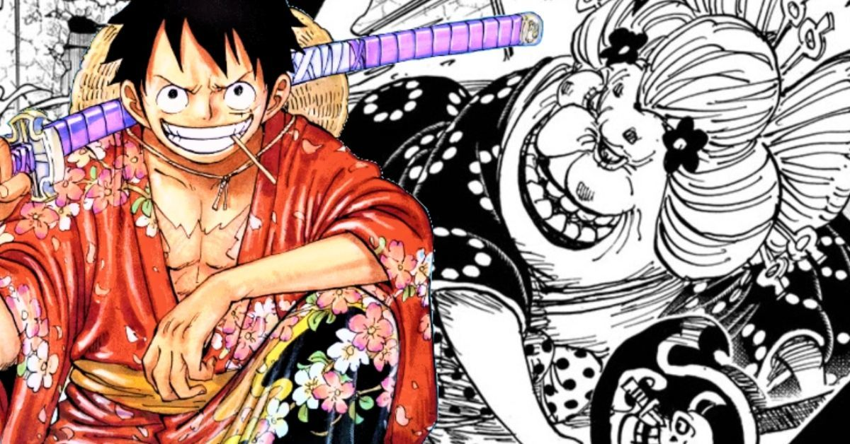 One Piece Spoilers Luffy Big Mom Fight Rematch Wano Manga