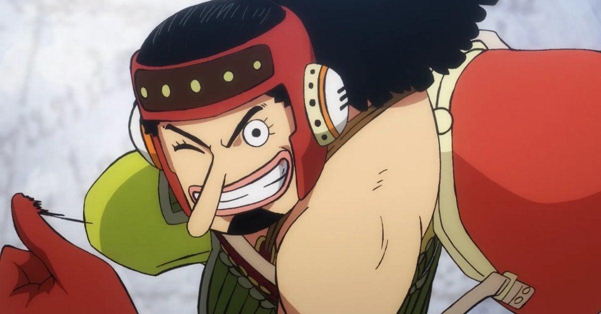 One Piece Usopp Wano Opening 23