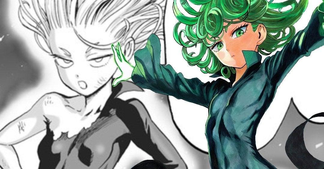 One-Punch Man Battle Damaged Tatsumaki Best Anime Girls Cosplay