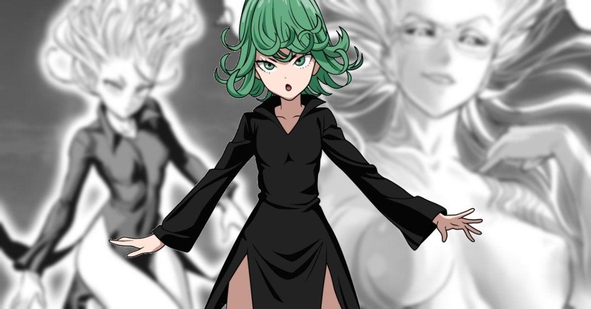 One-Punch Man Tatsumaki Psykos NSFW Monster Fight Manga Spoilers