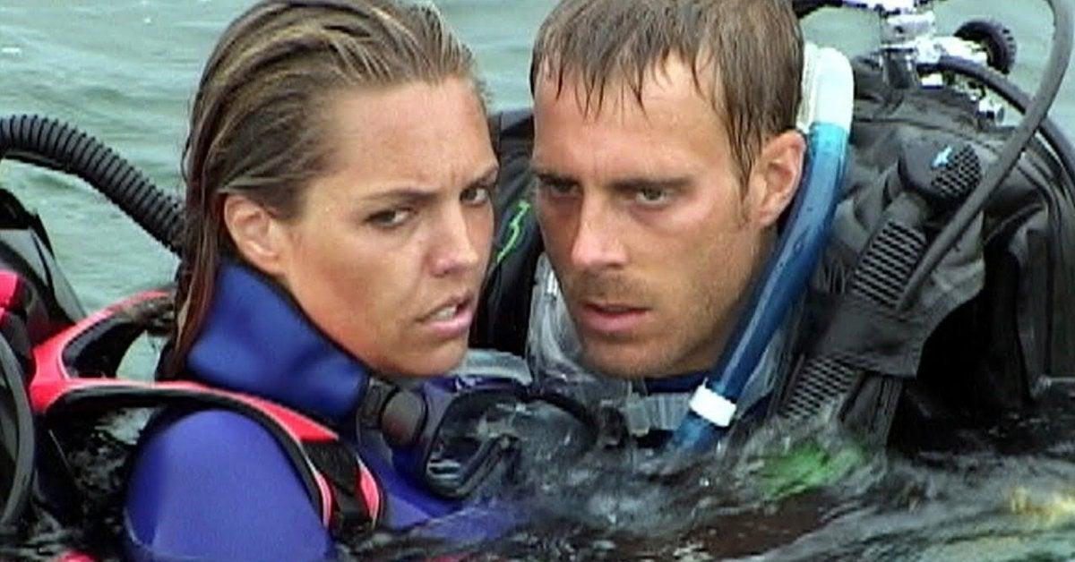 open water movie 2003