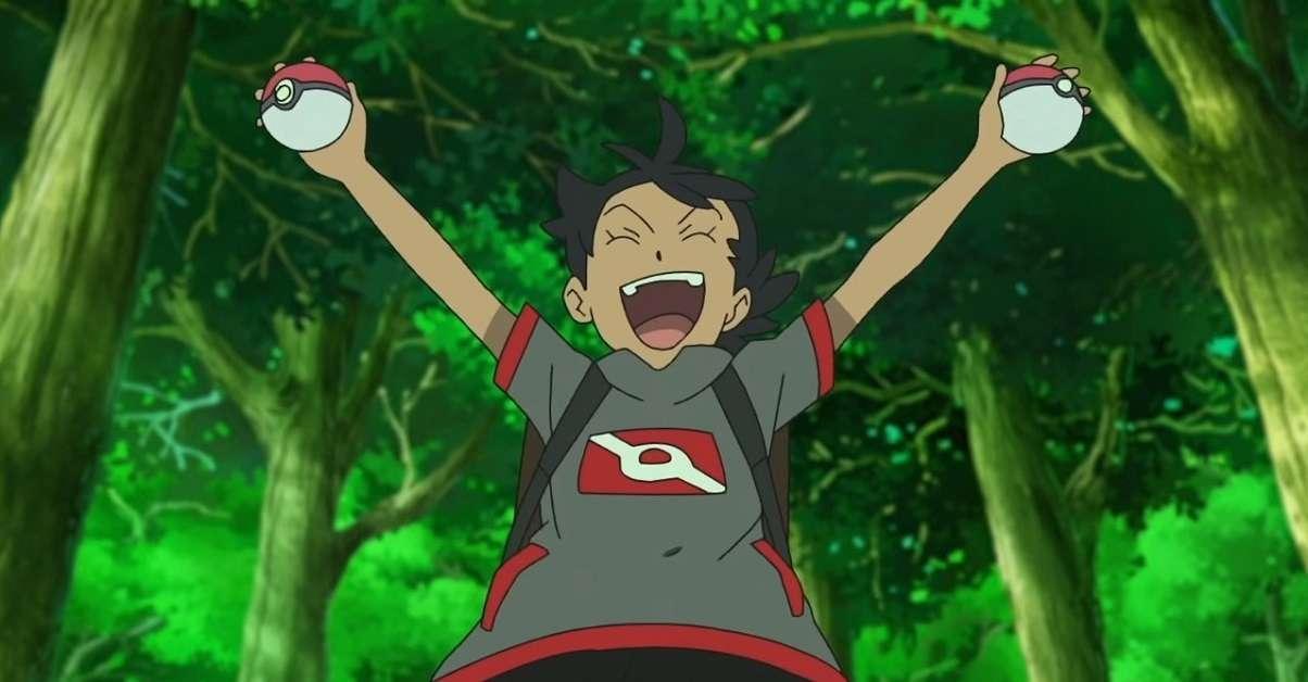 Pokemon Goh New Catch